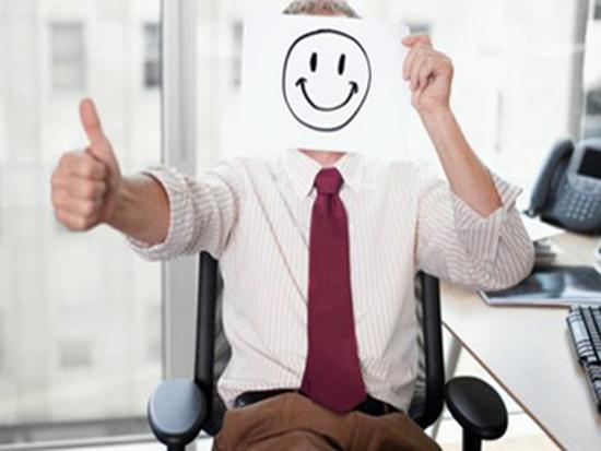 Nhân viên hạnh phúc