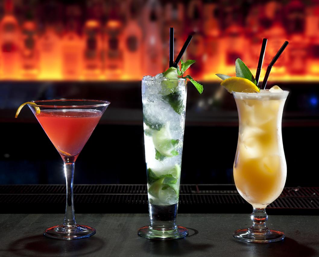 Các loại ly cocktail