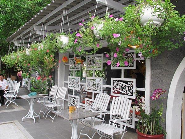 Mô hình quán cafe đẹp