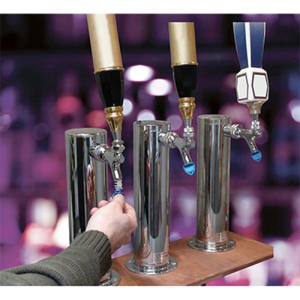 Giữ bia và rượu ở nhiệt độ cố định