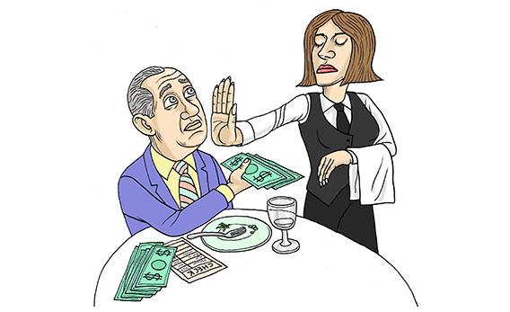 Thái độ nhân viên là rất quan trọng trong việc giữ chân khách hàng…