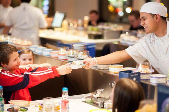 Nhân viên cho nhà hàng